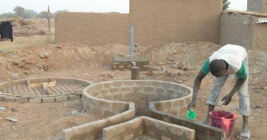 Projet d'amélioration des situations sanitaires et environnementales du village de Nguèye Nguèye (Diourbel)